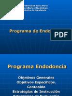 Programa endodoncia