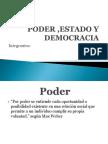 Poder ,Estado y Democracia