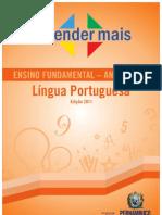 Livro Aprender Mais Portugues Anos Finais
