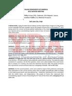 YDA Resolution in favor of PR Status Plebiscite Results