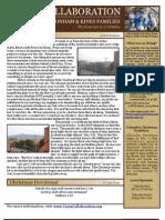 Bonham & Kines Missions Newsletter - December 2012