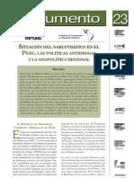 Narcotráfico en el Perú
