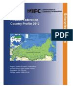 Russia Enterprise Survey - World Bank - 2012