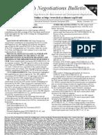 Earth Negotiations Bulletin – 1 December, 2012
