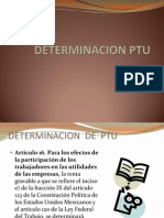 Determinacion Ptu