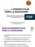 Nuevas perspectivas para la educación (Orcera)