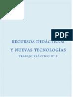 Trabajo práctico uso de materiales p aprendizaje DANI