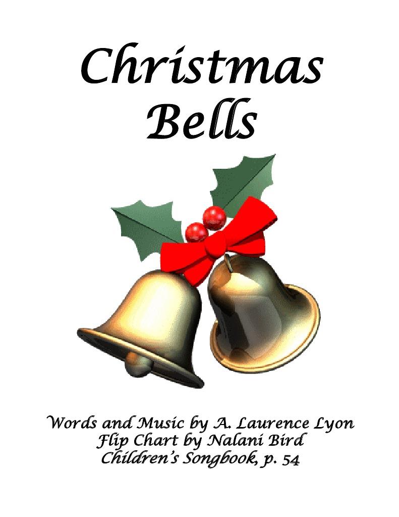 Picture A Christmas Flipchart.Christmas Bells Fc Nalani