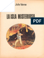 013. La Isla Misteriosa ~ Julio Verne