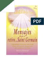 Saint Germain - Mensajes Desde El Retiro de Saint Germain