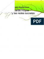 Ricardo Hoyos y Las Redes Sociales