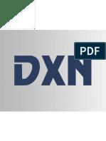 DXN termék és üzleti bemutató