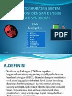 Kegawatdaruratan Sistem Hematologi Dengan Dengue Shock Syndrome