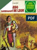 019. Ricardo Corazón de León ~ Joseph Lacier
