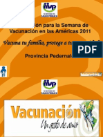 Presentacion Para Vacunadores