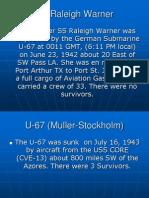 SS Raleigh Warner