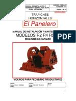 Manual de instalación y mantenimiento Molinos Estandar.pdf