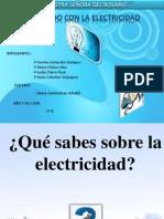 Cuidado Con La Electricidad