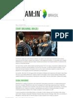 DREAM:IN Brasil Report