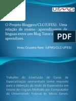 Projeto Bloggers