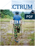 War in the 'green hell' of Myanmar