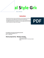 Social Style Grid