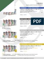 ARIIX Enrollment & Auto-Delivery Options (Hong Kong & China) | 加盟套裝和自動訂貨套裝精選