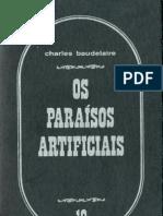 Charles Baudelaire - Os Paraísos Artificiais (Editorial Estampa, 1995)