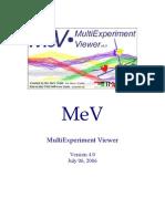 MeV Manual 4.0