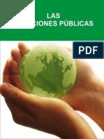 LAS RELACIONES PUBLICAS, Aplicaciones técnicas