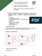 Simulacion codificador, decodificador, mux y demux