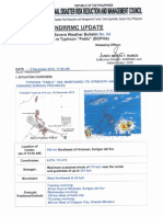 NDRRMC Update-SWB No. 4 re Typhoon Pablo