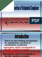 Inorganic Reaction Mechanisms-Part III
