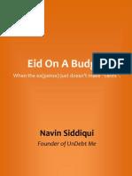 Eid on a Budget Version 3