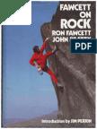 Fawcet on Rock