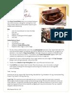 20-Min Bbq Recipe