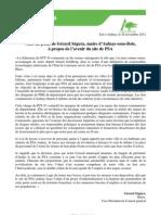 Communique Avenir Du Site Psa Aulnay 4