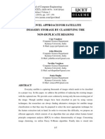 A Novel Approach for Satellite Imagery Storage by Classifying the Non-duplicate Regions