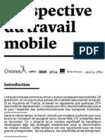 Wite 2.0, une étude sur le travail mobile