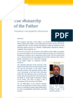 Stefan Buchiu-The Monarchy of the Father. Cataphatic and Apophatic Dimension-International Journal of Orthodox Theology 1-1-2010
