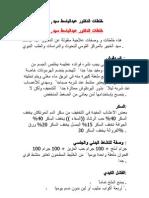 وصفات عبدالباسط