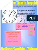 Telling the Time - Ryan Soutin 2 41pm