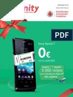 Revista Internity Vodafone Diciembre 2012