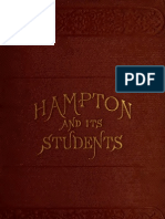 Mary Frances Morgan Armstrong--Hampton and Its Students (1874)