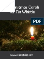 10 Christmas Carols for Tin Whistle - Sheet Music - Tradschool