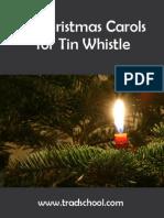 10 Christmas Carols for Tin Whistle - Sheet Music - Tradschool