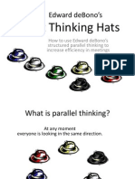 SixThinking Hats Overview