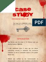 A Monroe Case