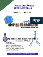 Apostila quimica organia
