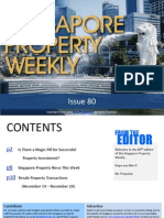 Singapore Property Weekly Issue 80